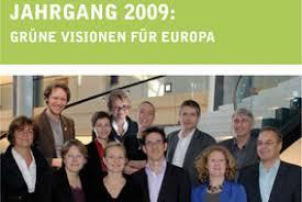 Afbeeldingsresultaat voor jahrgang 2009 grüne visionen fur europa